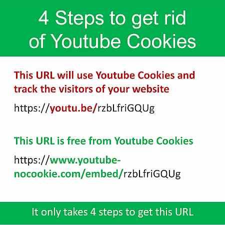 youtube videos ohne cookies: in vier Schritten haben Sie es geschafft